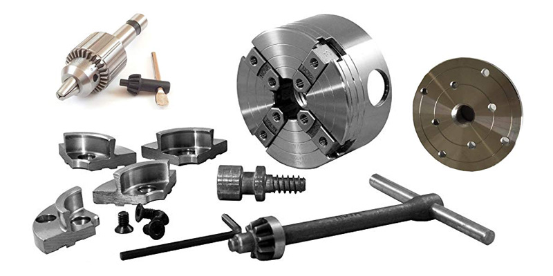 wood lathe chucks and accessories