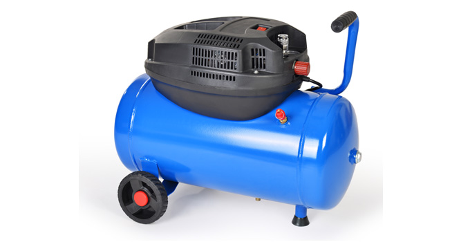 What size air compressor do I need to paint a car