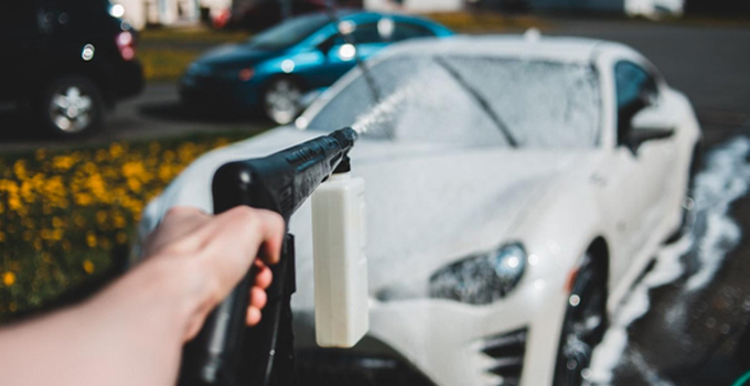 How To Properly Wash a Car