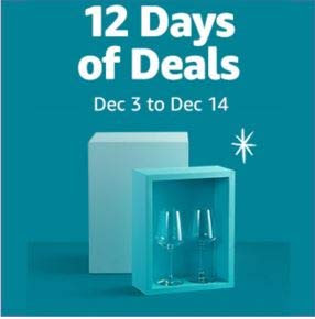 12 days of deals amazon