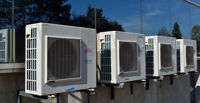 air conditioner hvac system