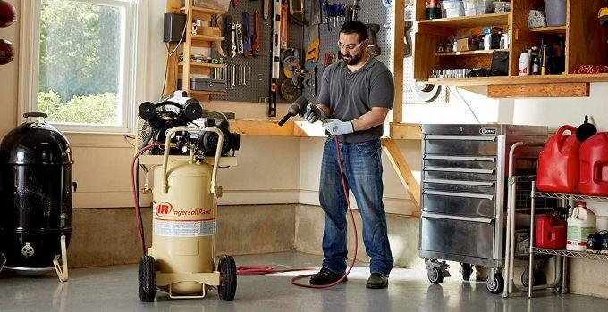 increasing air compressor efficiency