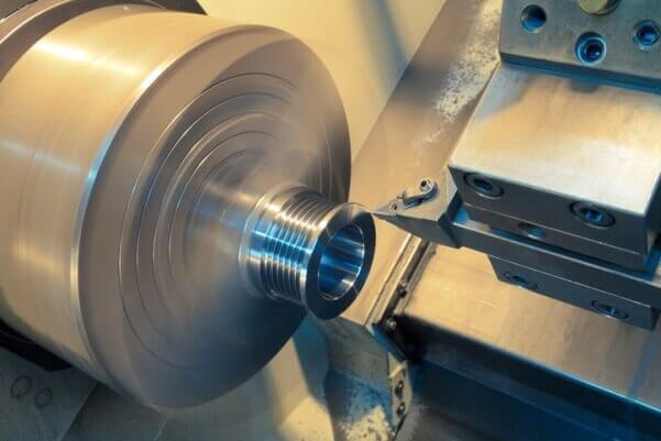 CNC rotation