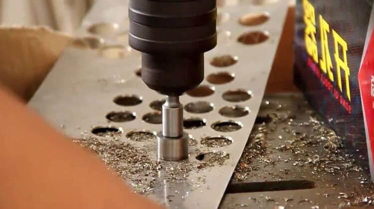 metal hole saw kit tips