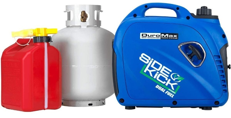 Dual-Fuel Generators: The Benefits When Used At a Home
